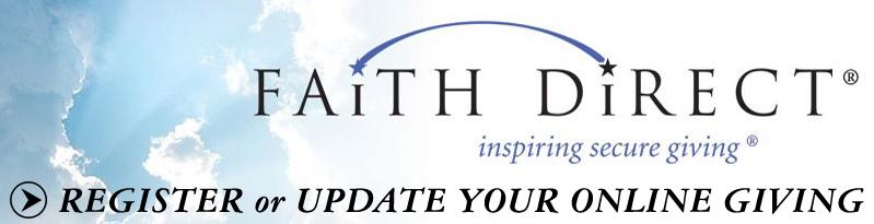 IHM Faith Direct Online Giving