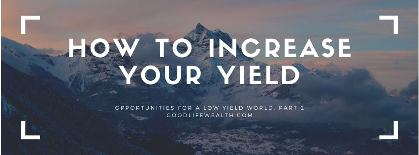 How to Increase Your Yield