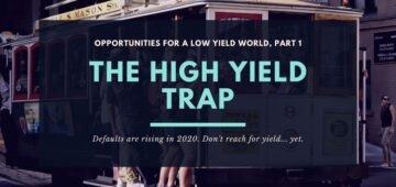 The High Yield Trap