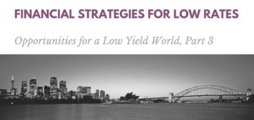 Financial Strategies for Low Rates