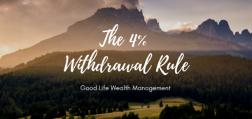 The 4% Withdrawal Rule