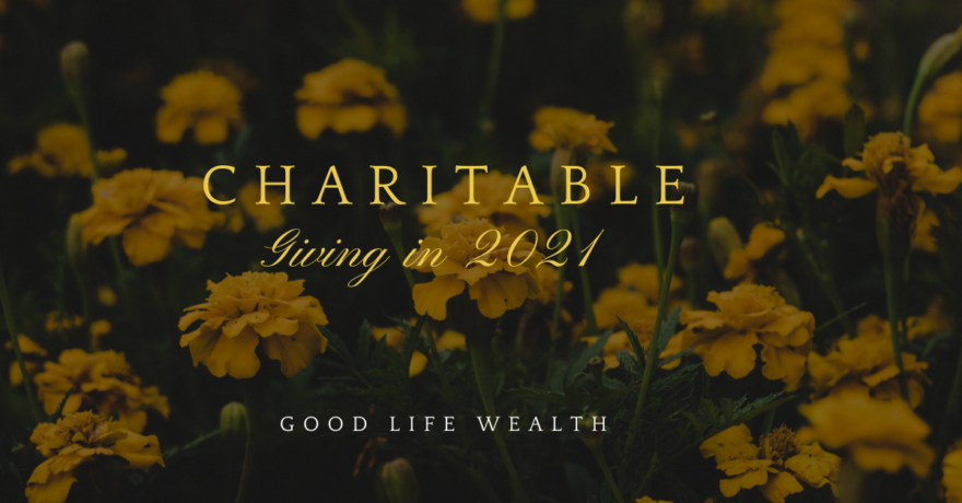 Charitable Giving in 2021