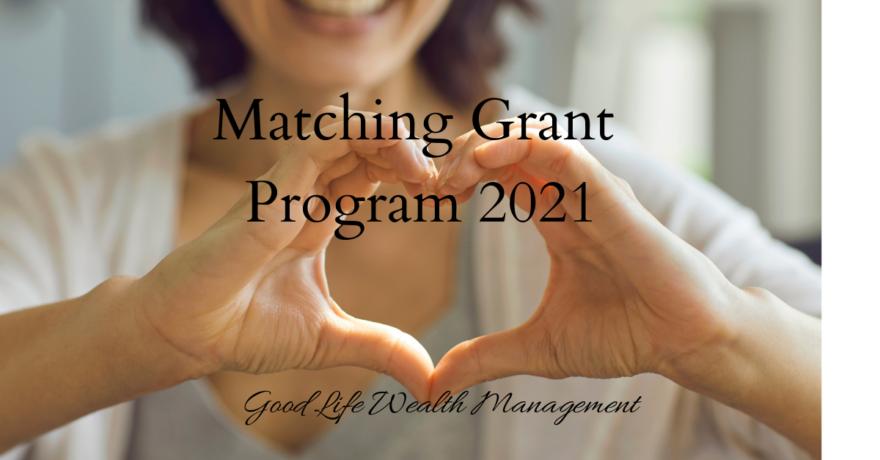 Matching Grant Program