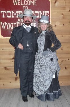 Horseback riding in Tombstone, AZ - Wyatt Earp's Vendetta Ride (2)