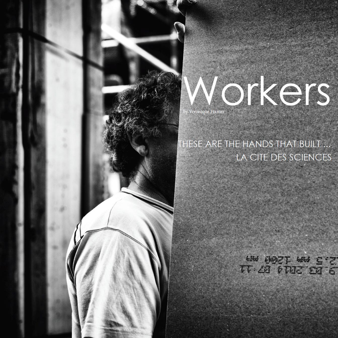 Workers @ massenoire Belval