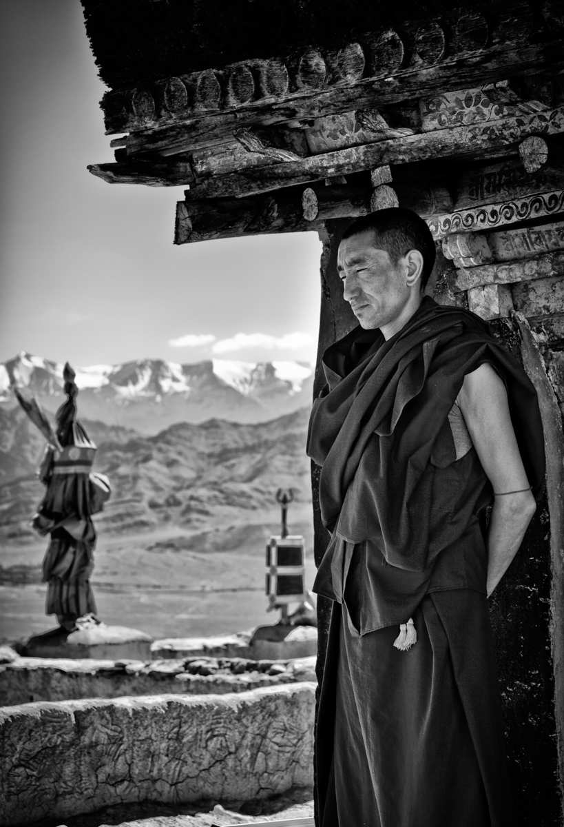 Gompa - Ladakh