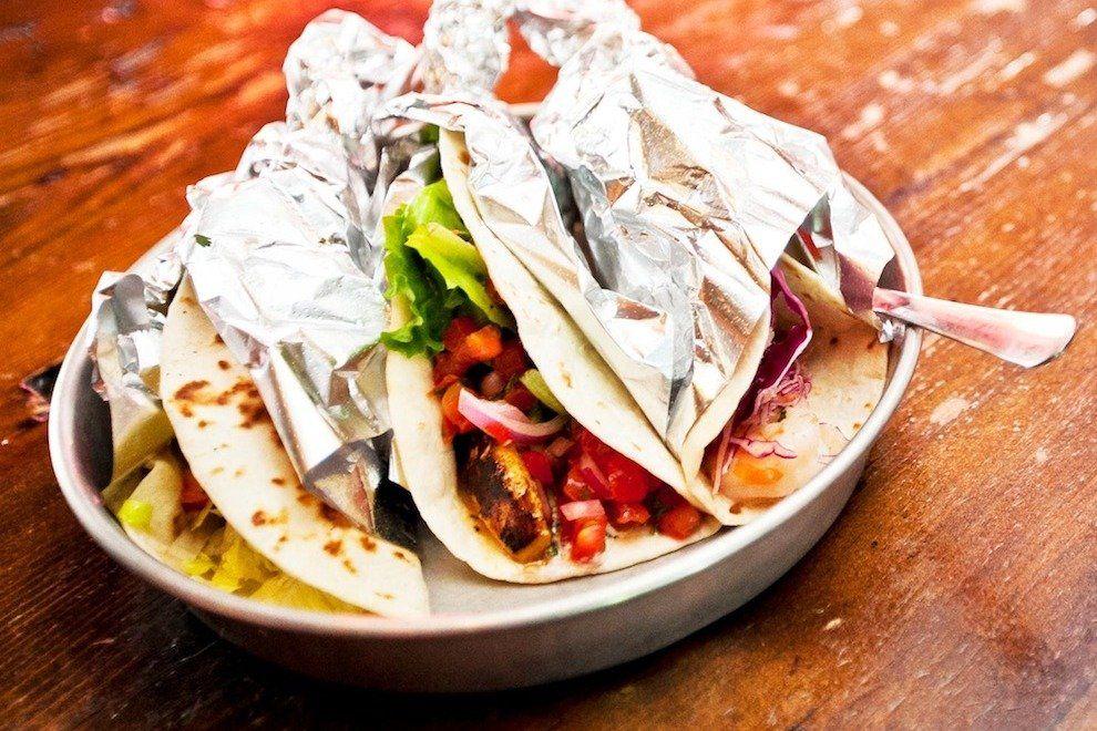 Best Tacos on Folly Beach