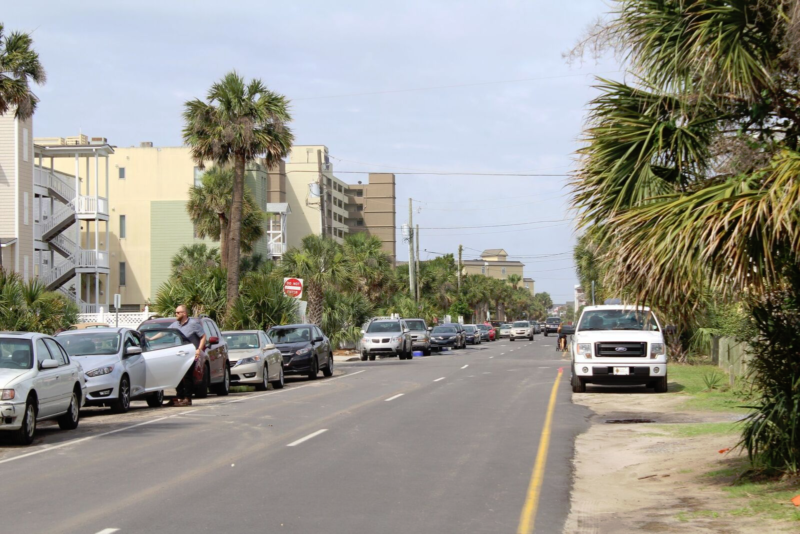 Best Places for Parking on Folly Beach