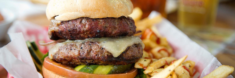 Best Burgers on Folly Beach