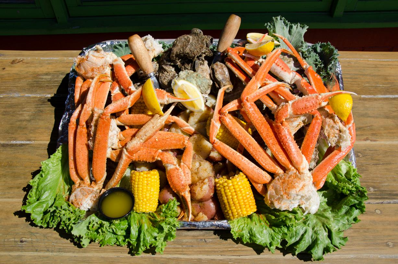 Best Seafood on Folly Beach