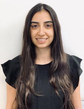 Marina Asherov - Algorithms Team Leader