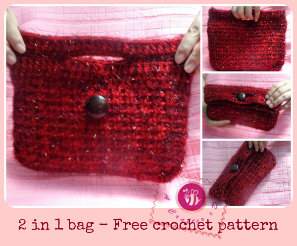 crochet bag free pattern