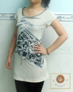 how to sew a tunic dress