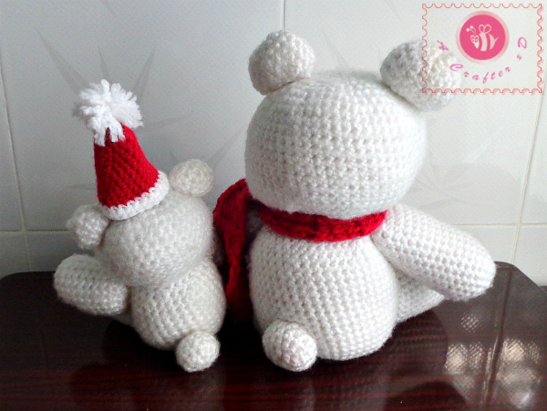 crochet bear free pattern