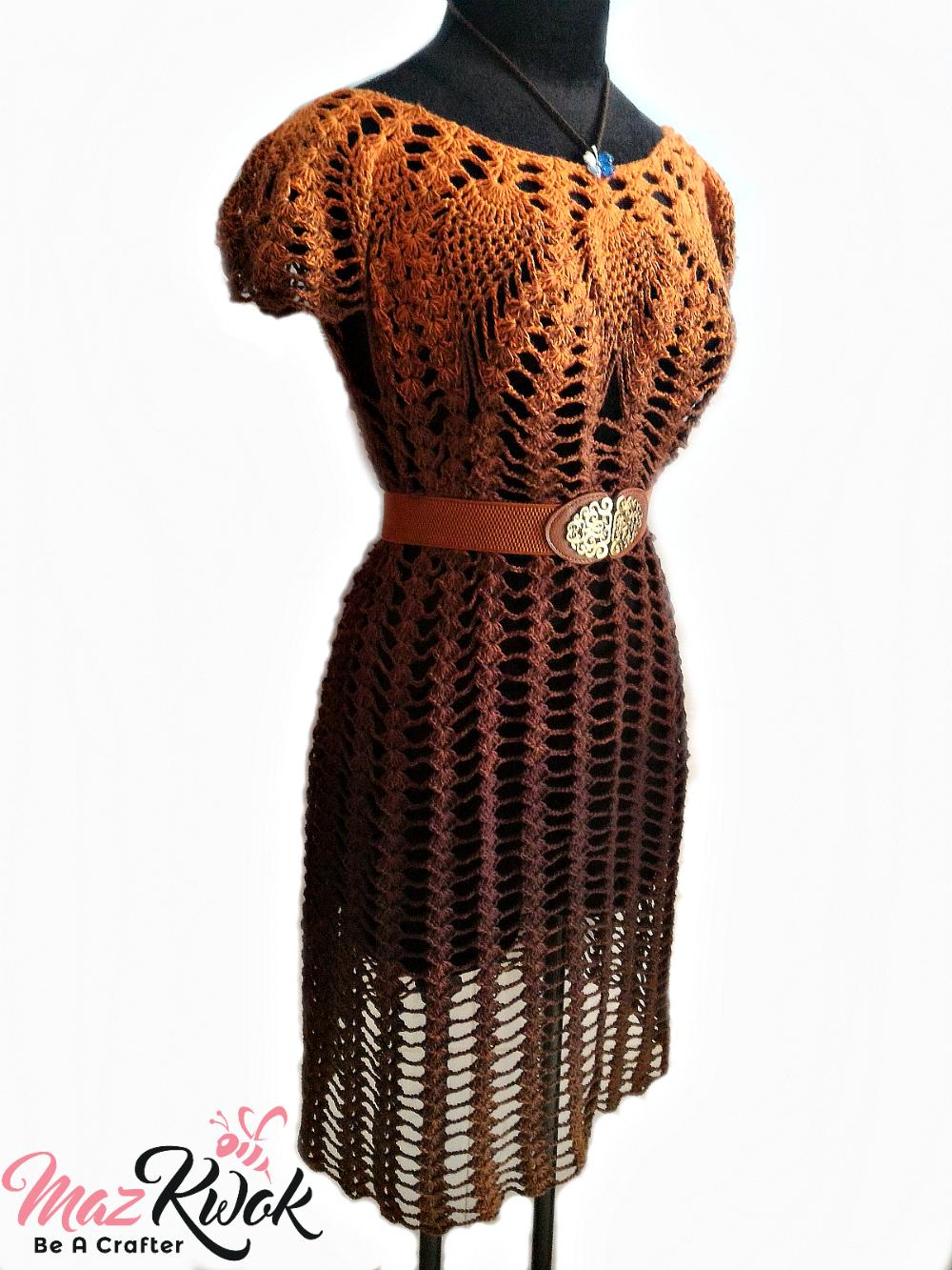 pinapple dress