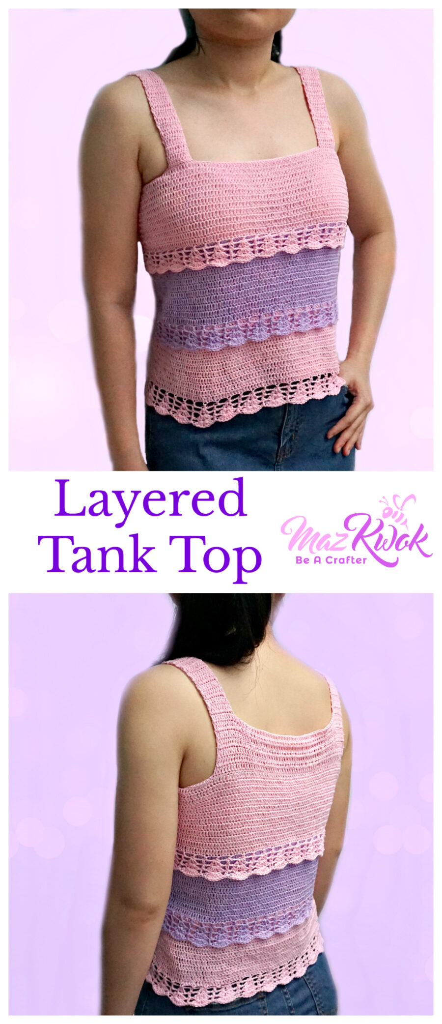 layered top