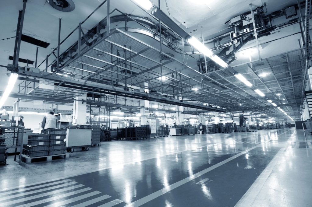 Manufacturing decision - factory floor