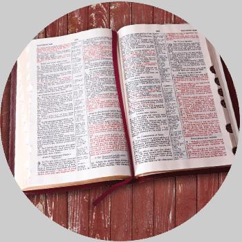Calvary Temple Church - Bible