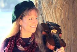 SCBF Scottish fiddler