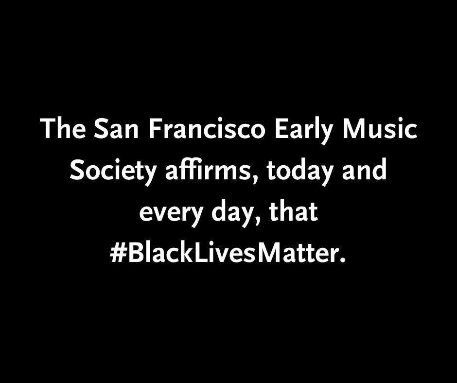 SFEMS supports #blacklivesmatter