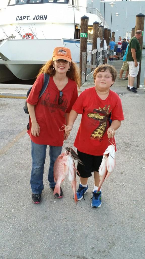 snapperfishing