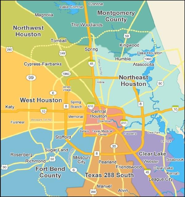 Bay Area Houston