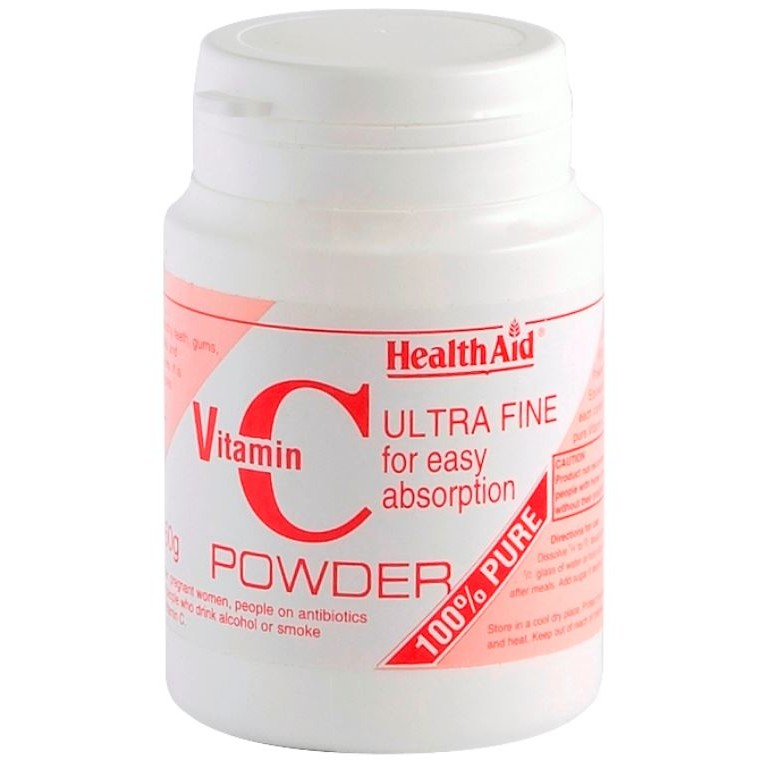 Vitamin C Ultra fine for Easy Absorption 60MG Powder