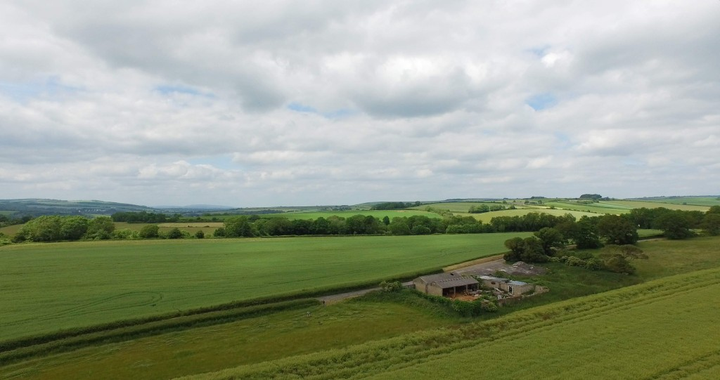 View of a Sussex Field