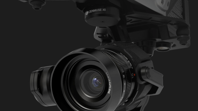 Zenmuse X5 And Zenmuse X5R: Amazing New Cameras For The DJI Inspire 1