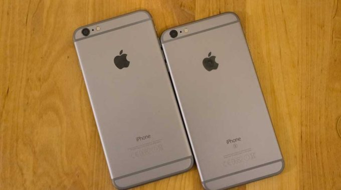 IPhone 6S V IPhone 6 Camera Comparison