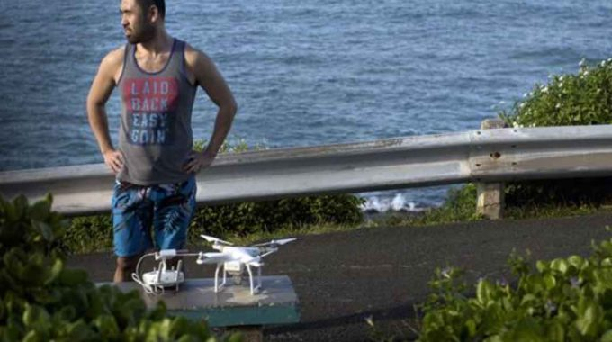 Drone In Same State As President: US Media Goes Mental