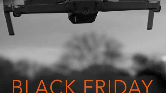 Black Friday Drone Deals SQ