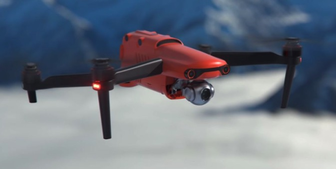 The Most Exciting Drones At CES 2020