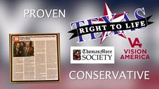 Pro-Life Conservatives Support Terry Yates