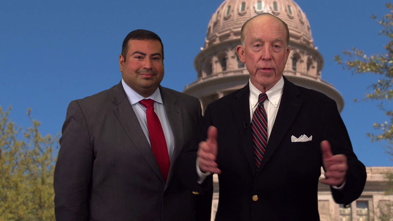 Video: Conservative Republicans of Harris County endorse Chris Carmona For Republican Party Chairman