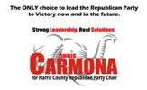 Vote Chris Carmona HCRP Chair (video)