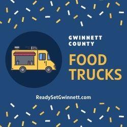 Food Trucks in Gwinnett County