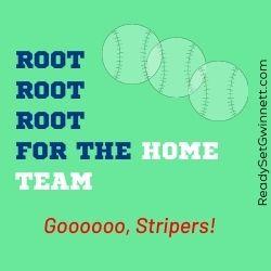 Gwinnett Stripers Baseball