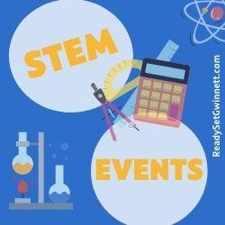 STEM events in gwinnett