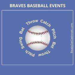 Braves Events in Gwinnett