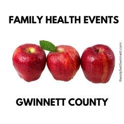 Health Events Gwinnett County