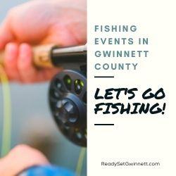 Fishing Events in Gwinnett