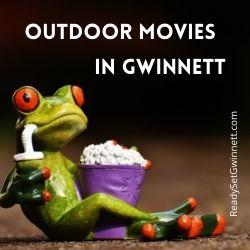 Outdoor Movie in Gwinnett