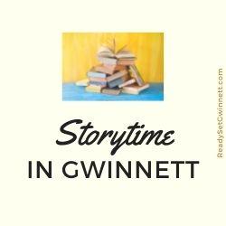 Storytime In Gwinnett