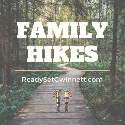Family Hikes NEAR Gwinnett