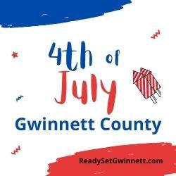 July 4th in Gwinnett
