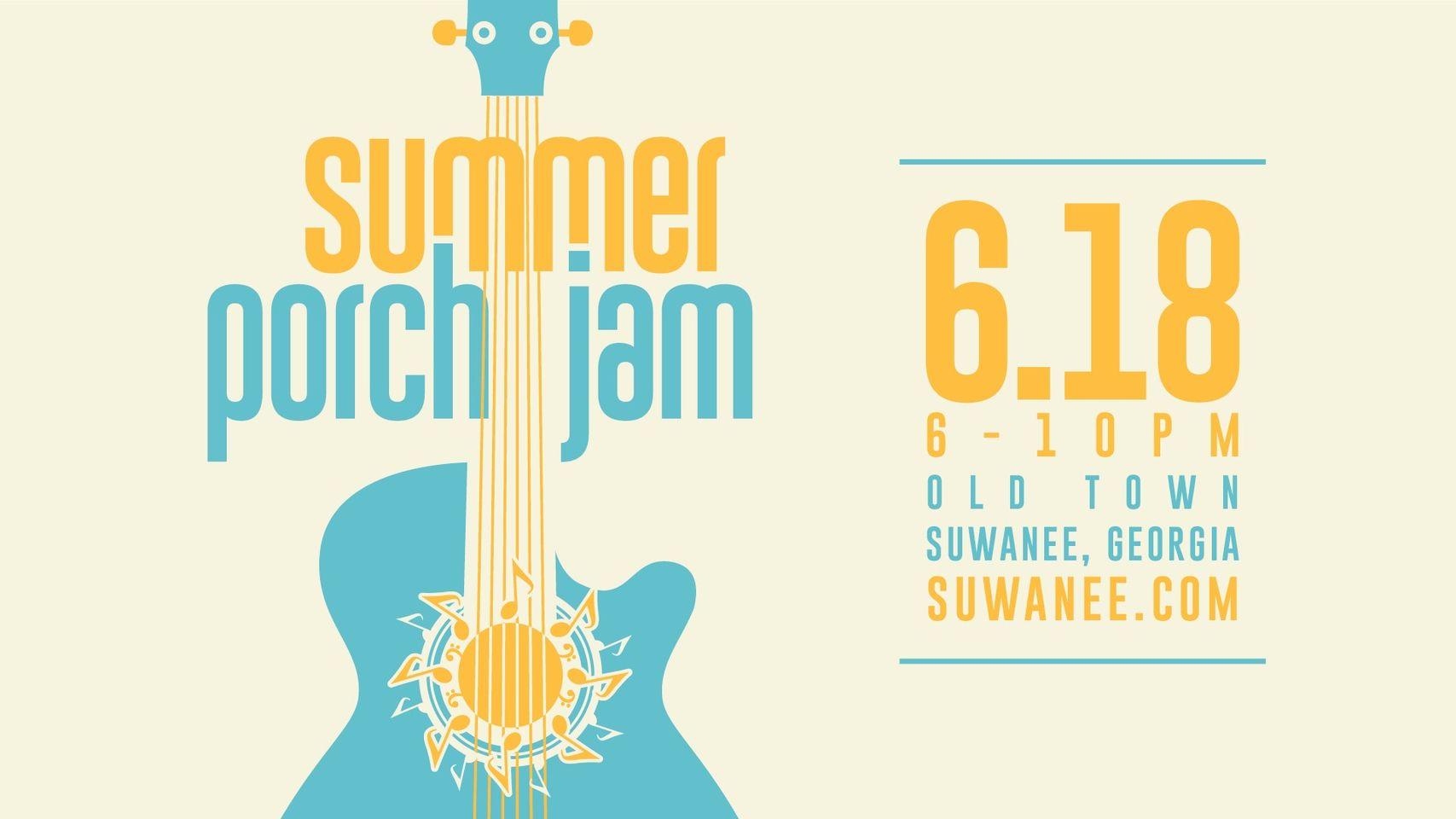 Suwanee Summer Porch Jam