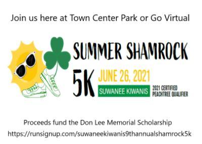 Summer Shamrock 5K