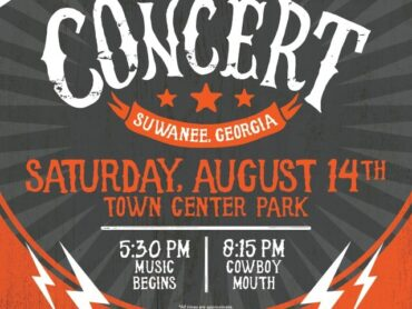august concert suwanee