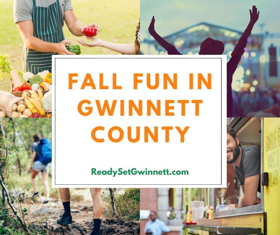 Fall Fun in Gwinnett County